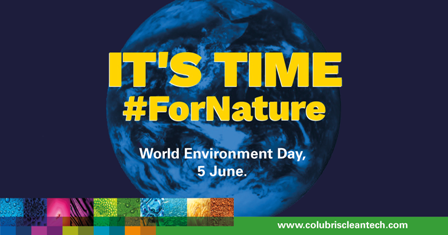 This World Environment Day, it's Time for Nature.