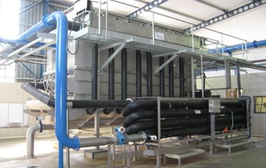 Dissolved Air Flotation (DAF) units, type PCL