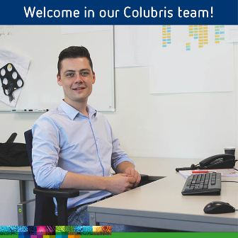 New member of the Colubris team