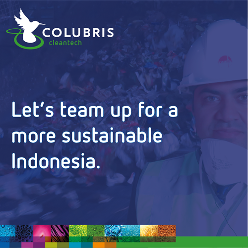 Let's team up for a more sustainable Indonesia