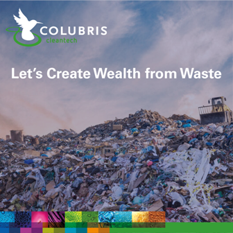 Let's create wealth from waste
