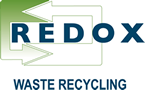 Redox Waste Recycling